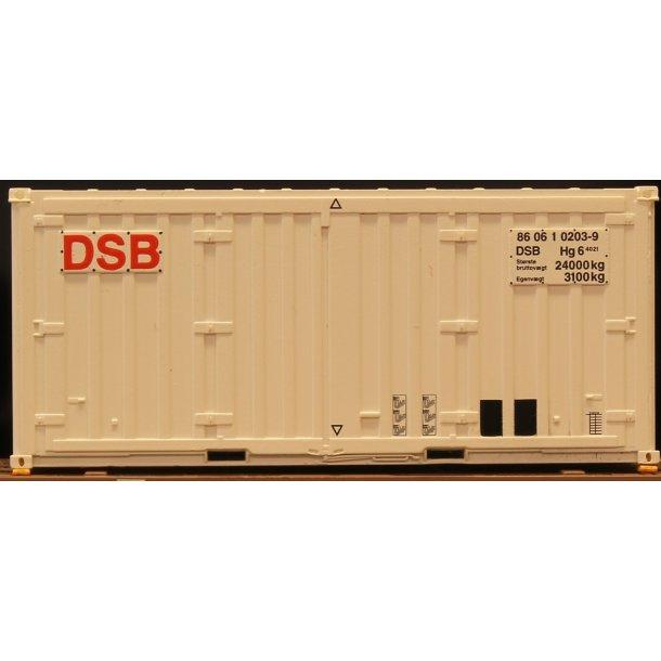 DSB Container sæt