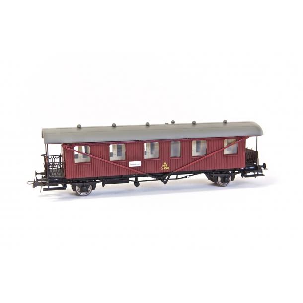 DSB Togførervogn, litra CV 4302