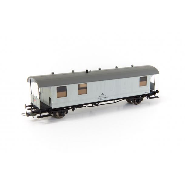 DSB Værkstedsvogn, Nummer 272