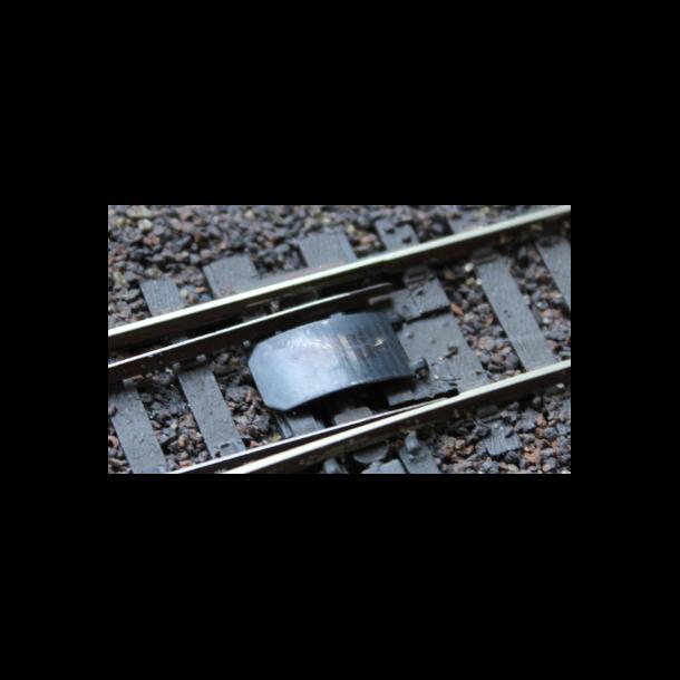 Aflåsningsklap/Dækplade