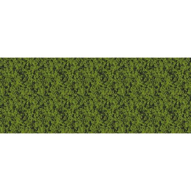 Mellemgrøn strøelse