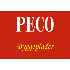 Peco Byggeplader