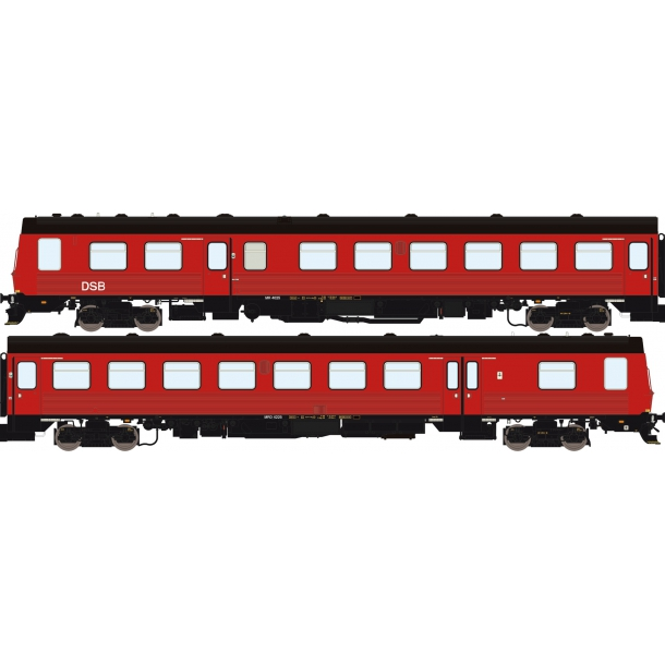 DSB MR 4025-MRD 4225