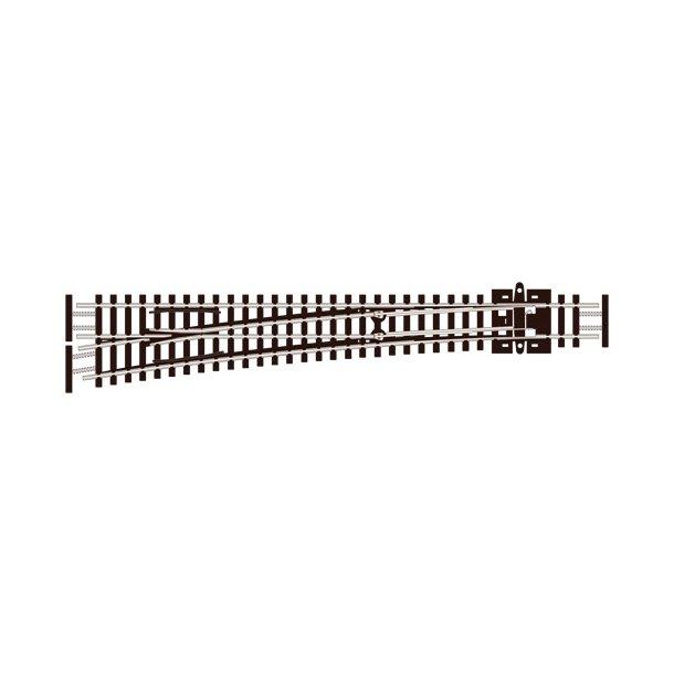 SL-E389F - Venstreskift stor radius