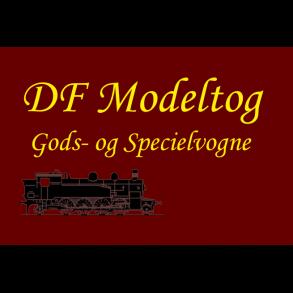DF M - Gods- og Specielvogne
