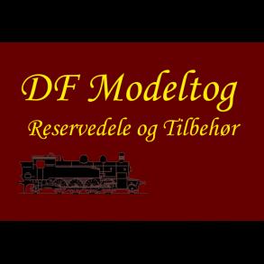 DF Modeltog Reservedele og Tilbehør