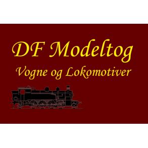 DF Modeltog Materiel