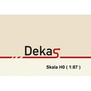 Byggedele H0 (1:87)